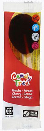 Lizaki o Smaku Wiśniowym Bio 13 g - Candy Tree