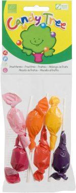 Lizaki Okrągłe Mix Bio (6 x 10 G) - Candy Tree