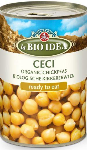 Ciecierzyca (Puszka) Bio 400 g - La Bio Idea