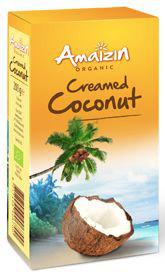 Pasta Kokosowa Bio 200 g - Amaizin
