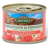 Koncentrat Pomidorowy 30% Bio 70 g - La Bio Idea