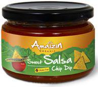 Sos Salsa Łagodny Bio 260 g - Amaizin