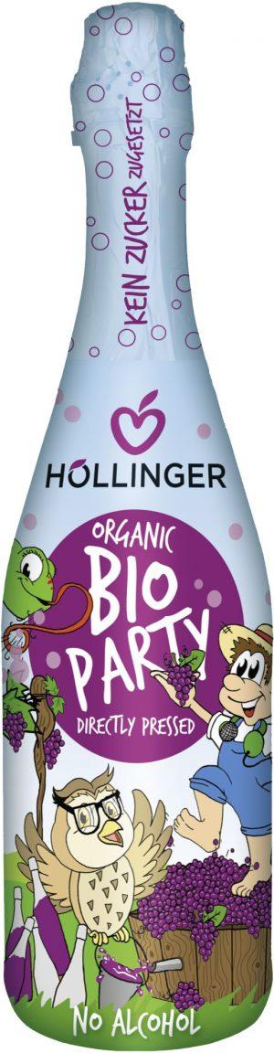 Napój Musujący Dla Dzieci Bio 750 Ml - Hollinger