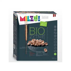Płatki Żytnio - Owsiane Bio 300 g