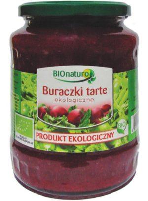 Buraczki Tarte Bio 680g / Bionaturo