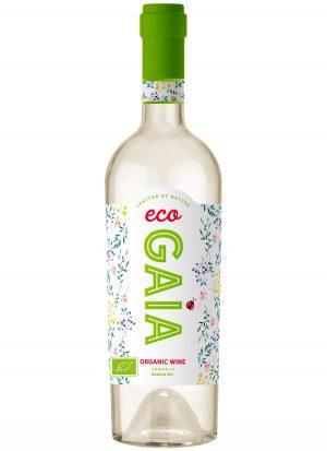 Eco Gaia Organic Semi Dry Verdejo 0,75L