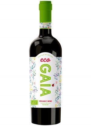 Eco Gaia Organic Semi Dry Tempranillo 0,75L