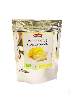 Banan Liofilizowany Bio Grys 15 g - Elena