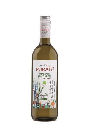 Purato Catarratto Pinot Grigio Terre Siciliane Igt