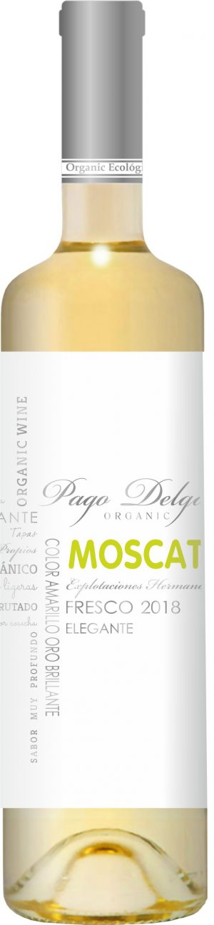 Pago Delgado Moscatel