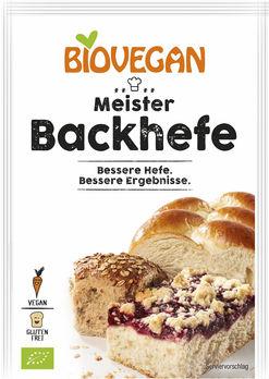 Drożdże Suszone Bezglutenowe Bio 7 g - Bio Vegan