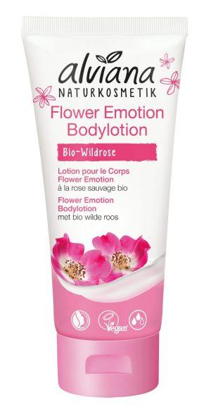 Balsam Do Ciala Flower Emotion z Dziką Różą Bio i Hibiskusem Bio 200 Ml