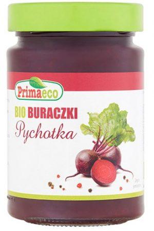 Buraczki Tarte Pychotka Bio 250 g - Primaeco
