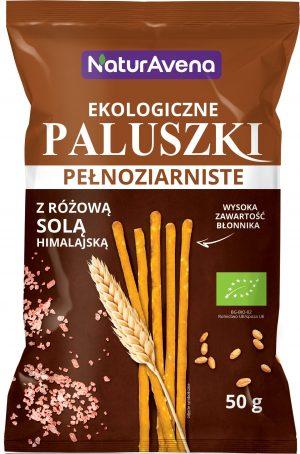 Paluszki Pełnoziar. z Solą Him 50g Bio