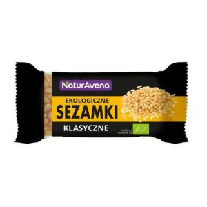 Sezamki Klasyczne Bio 27 g - Naturavena