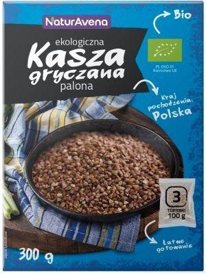 Kasza Gryczana Palona 300g (3X100g) Bio