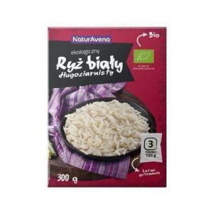 Ryż Długoziarnisty Biały 300g (3X100g) Bio