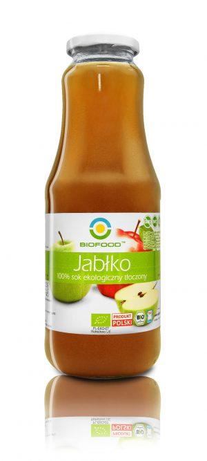 Sok Jabłkowy Bio 1 l - Bio Food