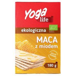 N- Pieczywo Maca z Miodem 180g Bio Yoga Life (Nva)