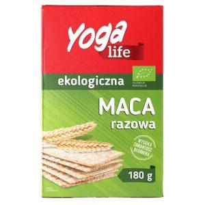 N- Pieczywo Maca Razowa 180g Bio Yoga Life (Nva)