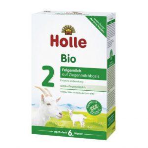 Mleko Kozie w Proszku Bio 400 g 2 - Holle