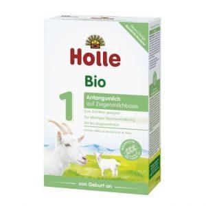 Mleko Kozie w Proszku Bio 400 g 1 - Holle