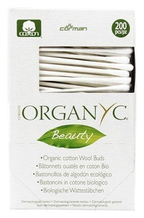 Organ(Y) Patyczki Kosmetyczne 200szt.