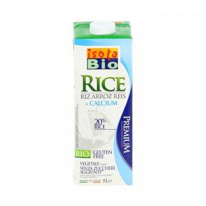 Napój Ryżowy z Wapniem Bezgl. Bio 1 l