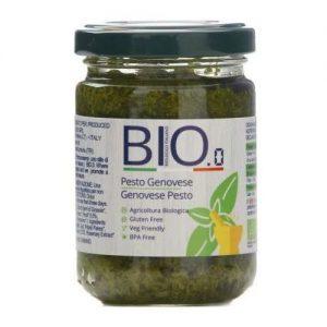 Pesto Genovese (Genua) B/g 130g Eko