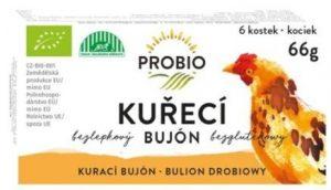 Bulion z Kurczaka - Kostki 6 x 0,55 l Probio