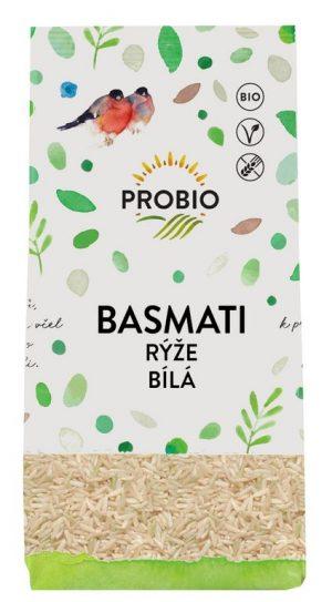Ryż Basmati Biały 0,5 Kg Probio