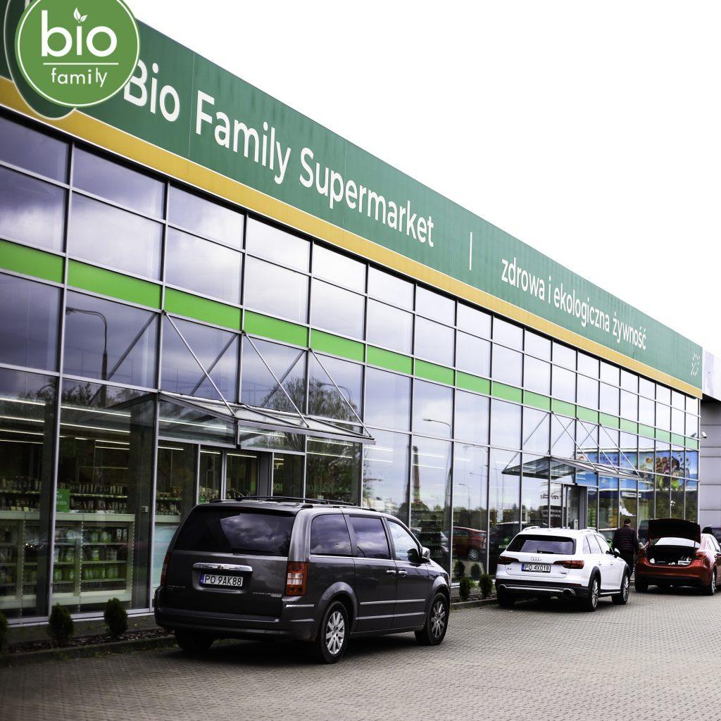 Bio Family Supermarket Swarzędz ul. Poznańska 49