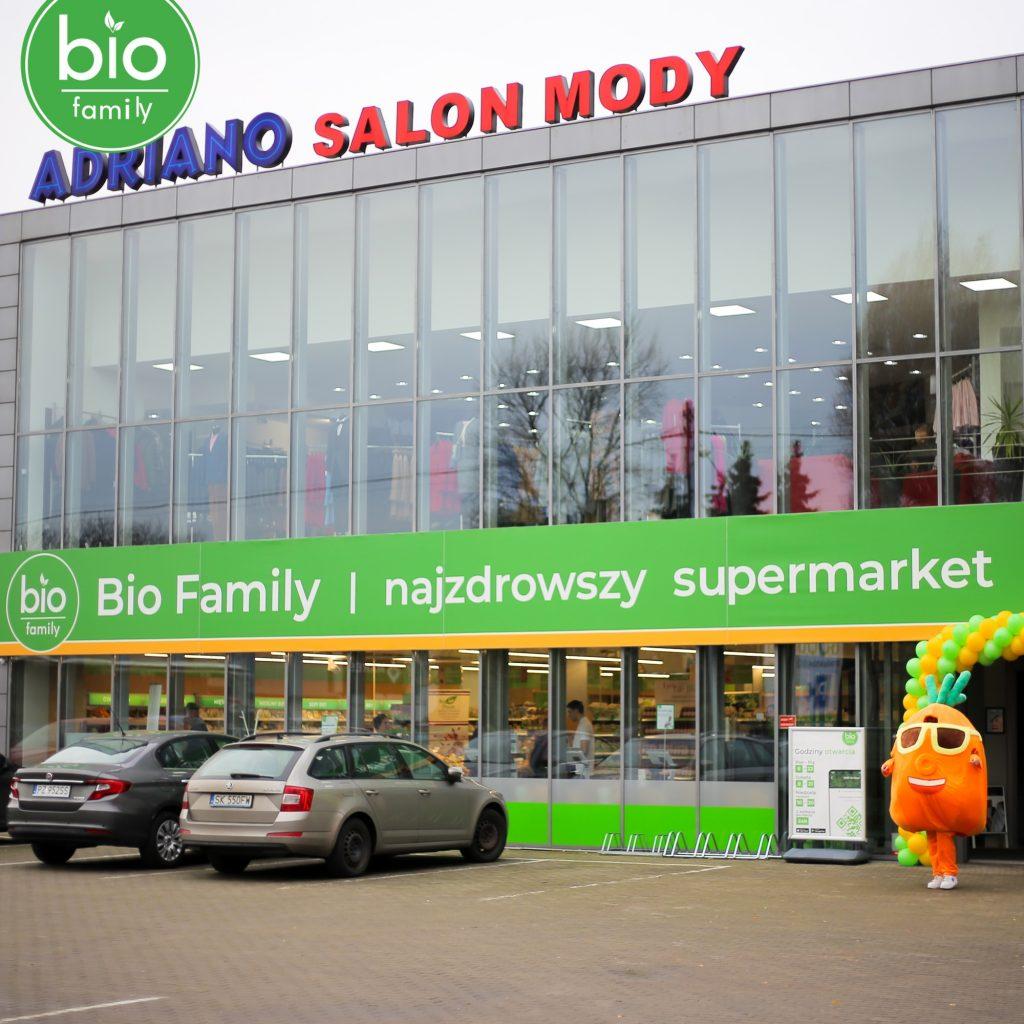 Bio Family Supermarket Poznań Suchy Las Obornicka 279