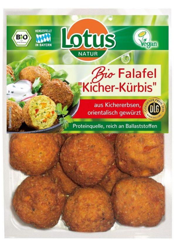 Falafel z Dynią Bio 220 g - Lotus