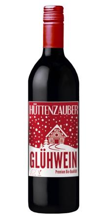 Wino Grzane Huttenzauber Bio 0,75 l
