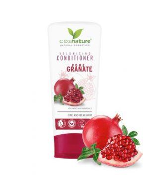 Cosnature Naturalna Odżywka Zwiększająca Objętość Włosów z Owocem Granatu 200ml
