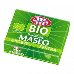 Masło Ekstra Ekologiczne Bio 200 g - Mlekovita