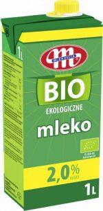 Mleko Uht Ekologiczne Bio 2% Tł. - Mlekovita