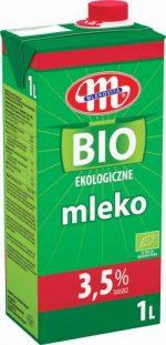 Mleko Uht Ekologiczne Bio 3,5% Tł. - Mlekovita