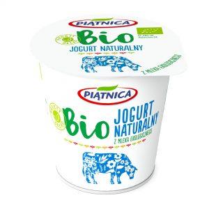 Jogurt Osm Piatnica Naturalny Bio 140g