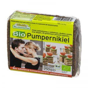 Chleb Pumpernikiel Bio 250 g - Benus