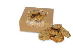 Ciastka Owsiane ze Śliwką i Pestkami Dyni Bio 125 g - Juchowo