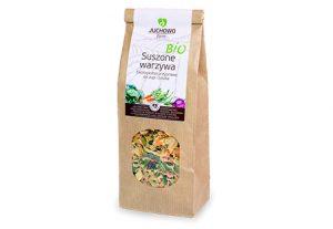 Suszone Warzywa Bio 100 g - Juchowo
