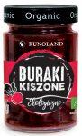 Buraki Kiszone Plastry Bio 300 g (150 G) - Runoland