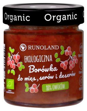 Borówka Do Mięs Bio 200 g - Runoland