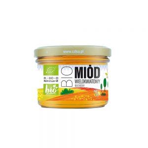 Miód Wielokwiatowy Bio 220 g