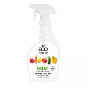 Ekologiczny Płyn Do Mycia Owoców i Warzyw 500 Ml - Econaturo