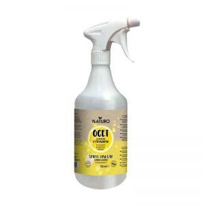 Ocet o Zapachu Cytrynowym 750 Ml 6% - Econaturo