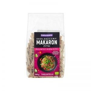 Makaron Żytni Tagliatelle Bio 250 g - Naturavena