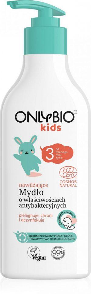 Mydło Do Rąk o Właściwościach Antybakteryjnych - Only Bio